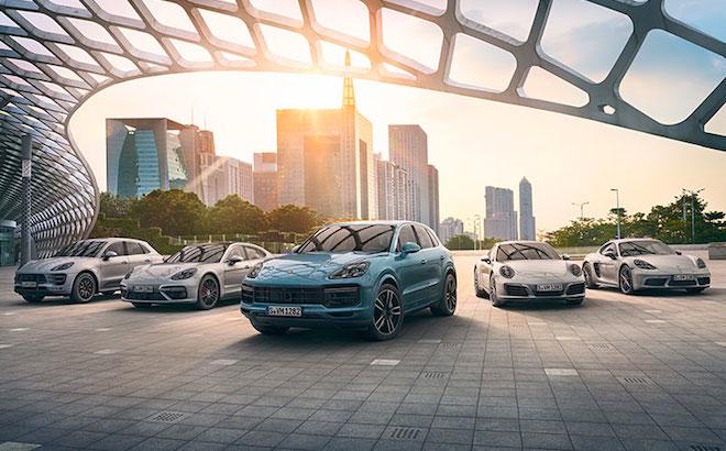 Porsche Flex Drive: il noleggio di 12 mesi per alternare due vetture
