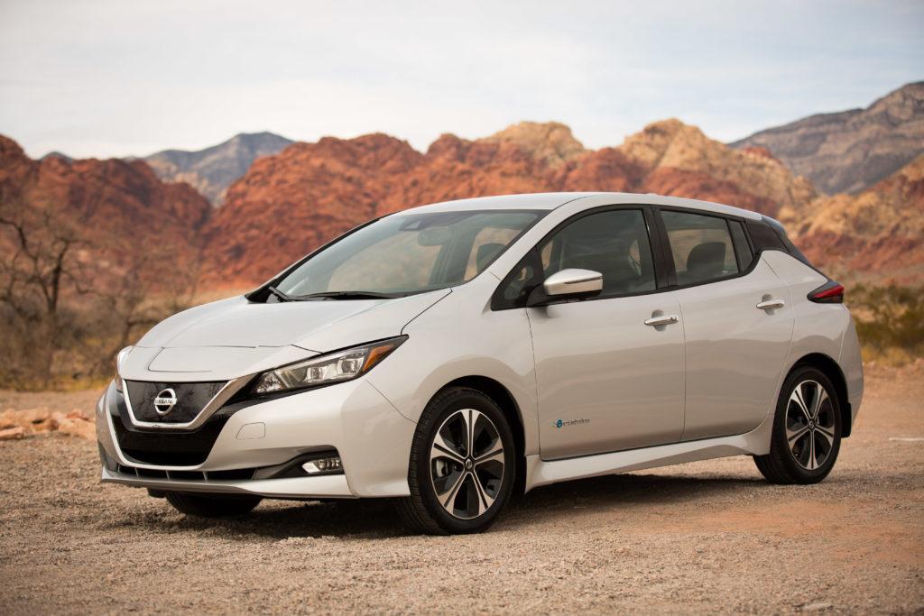 Nissan LEAF: il nuovo modello si è aggiudicato il riconoscimento Must Test Drive