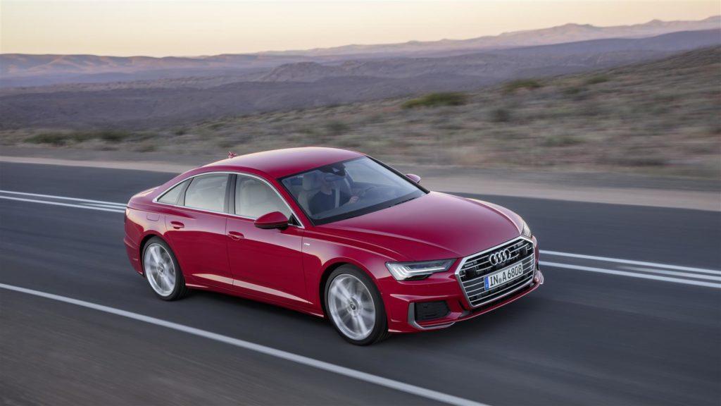 Audi A6: al via gli ordini del nuovo modello