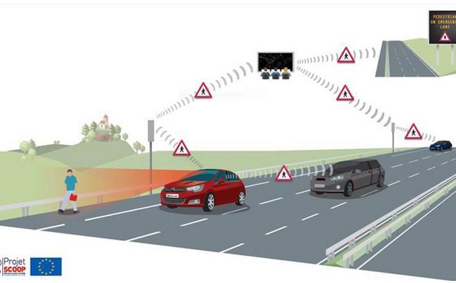 Progetto Scoop: migliorare la sicurezza stradale con Citroen C4 e DS 4