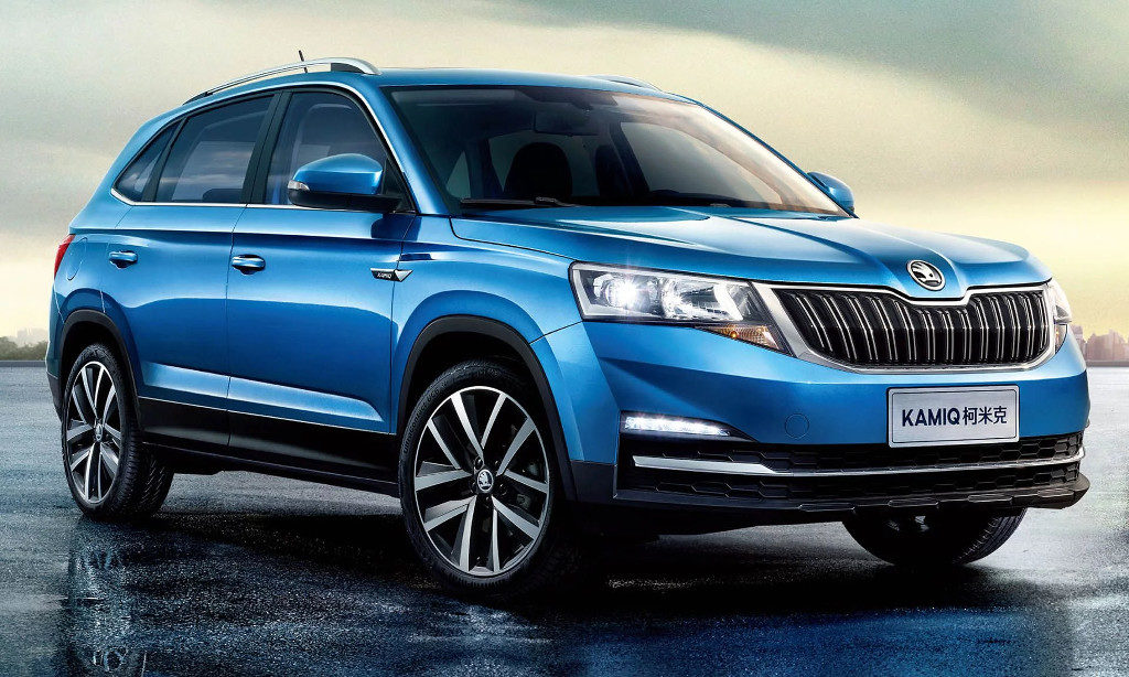 Skoda Kamiq: svelata la nuova SUV per la Cina