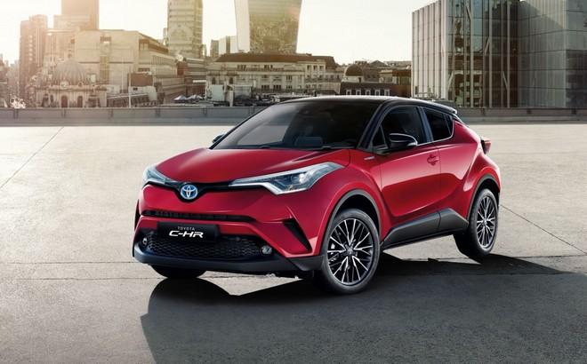 Fleet Motor Day 2018: la proposta di Toyota e Lexus