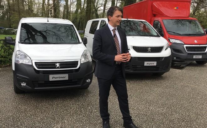 Gruppo PSA: un 2017 da leader in Europa nei veicoli commerciali [INTERVISTA]