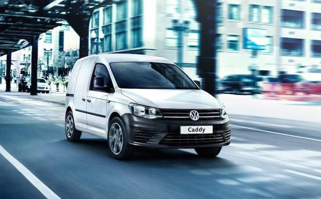 Volkswagen Caddy Furgone: disponibile in leasing per privati e aziende