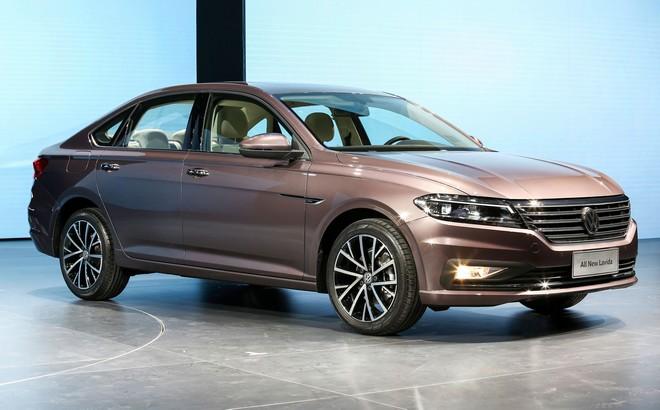 Volkswagen Lavida: la nuova generazione al Salone di Pechino 2018 [VIDEO]