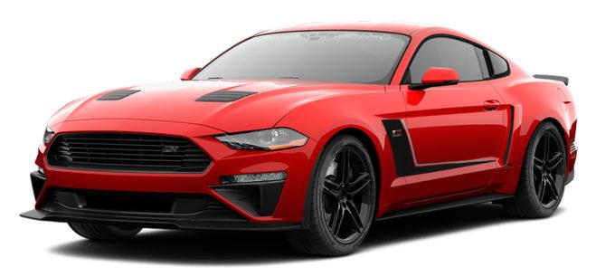 Ford Mustang JackHammer: Roush Performance la porta a 710 cv