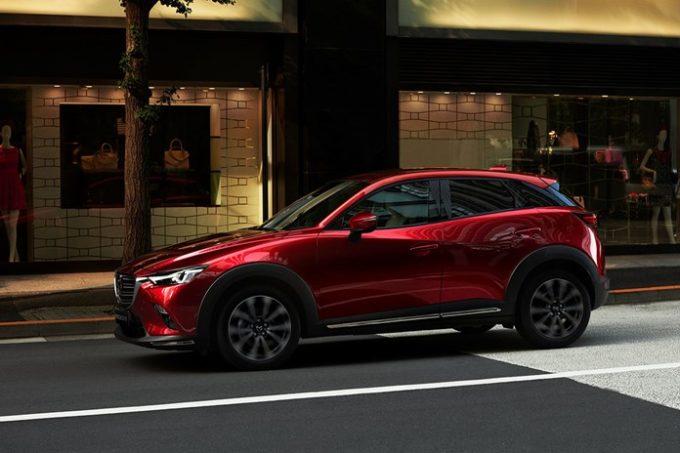 Mazda CX-3 il MY 2018 debutta sul mercato giapponese