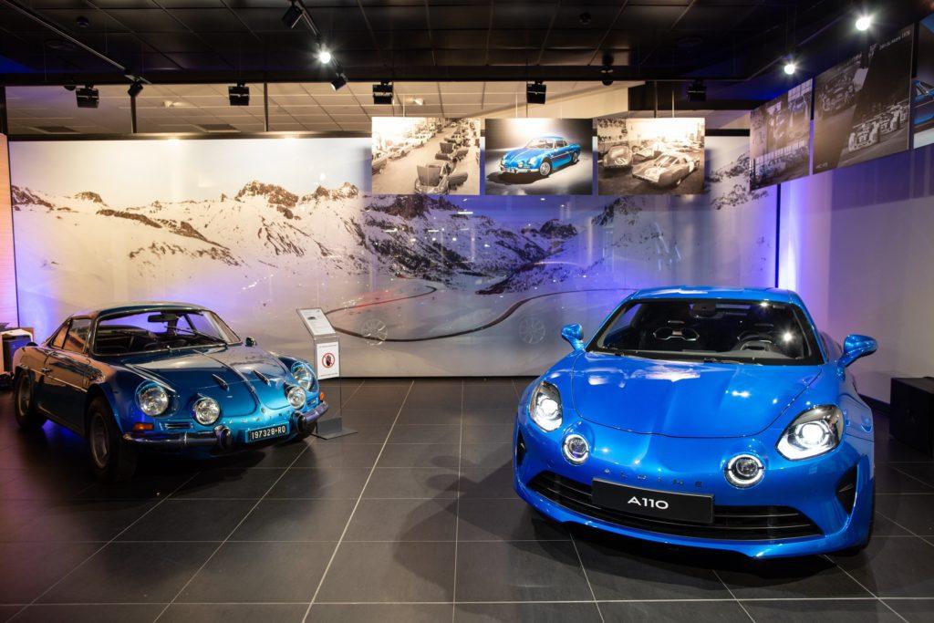 Inaugurazione Alpine Centre Italia