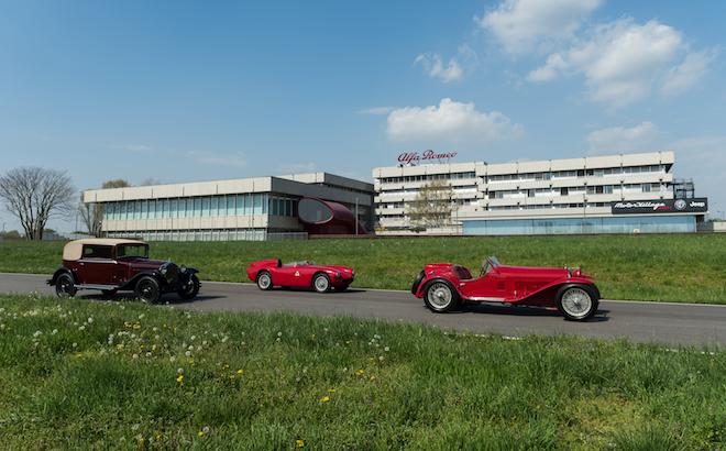 Mille Miglia 2018: Alfa Romeo, 90 anni fa il primo trionfo