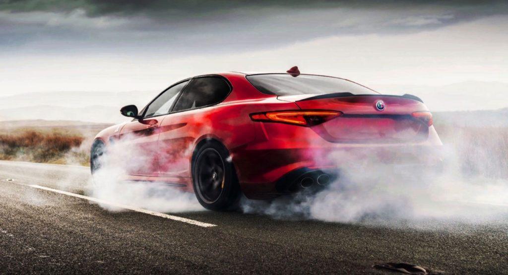 Alfa Romeo: una Giulia Coupé, un ampio SUV e motori ibridi in agenda? [RENDERING]