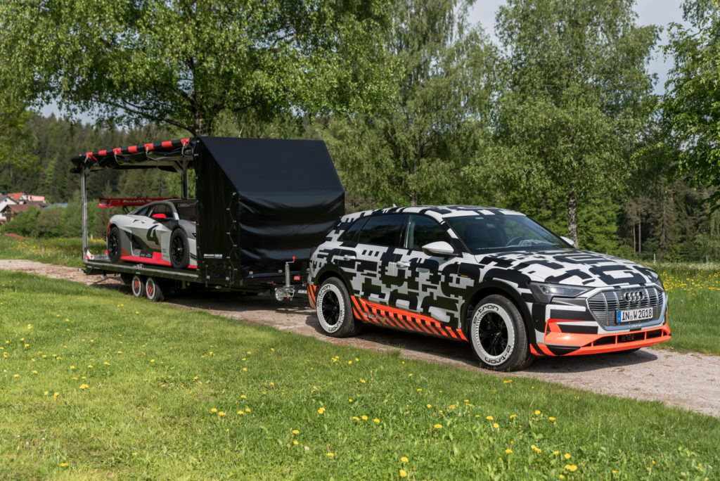 Audi e-tron - Worthersee 2018
