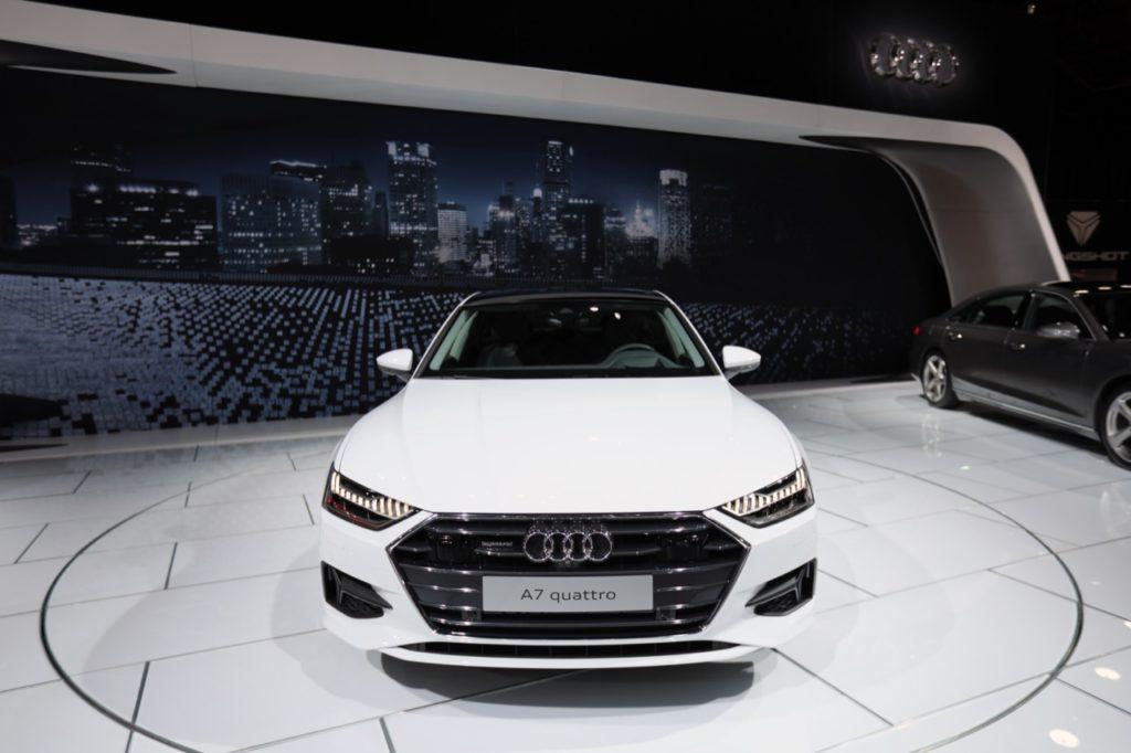 Audi non sarà presente al Salone di Detroit 2019