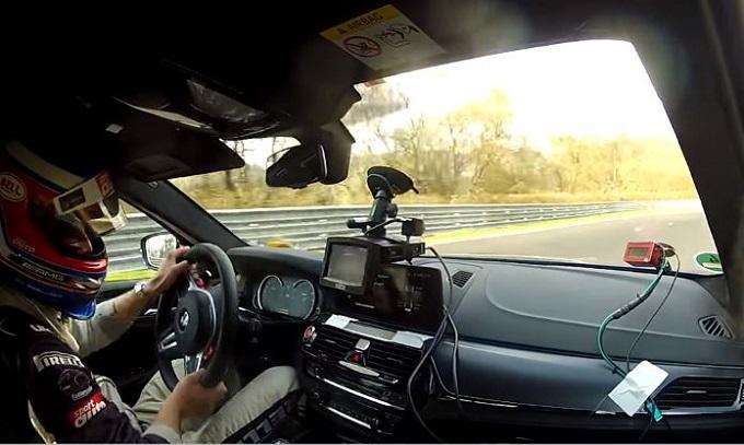 "Nuova BMW M5, una scheggia al Nurburgring: giro in 7′:38"" [VIDEO]"