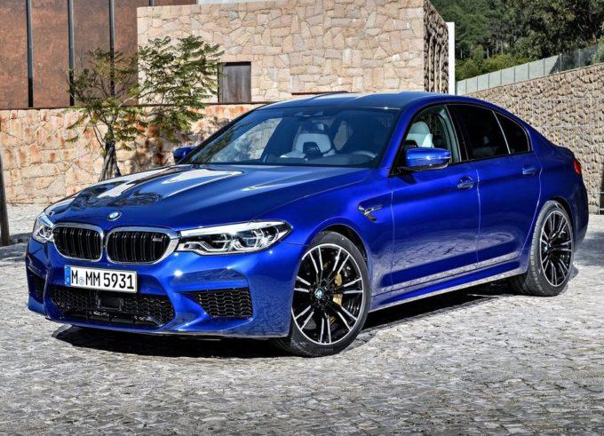Nuova BMW M5, svelati i prezzi per il mercato italiano: si parte da 122.000 euro