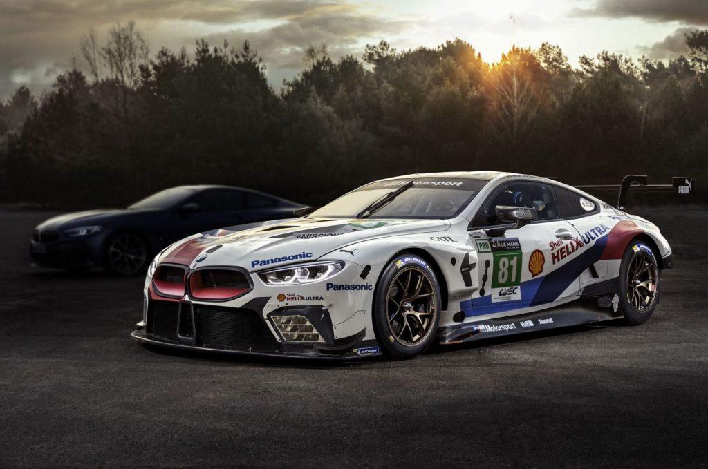 BMW Serie 8 Coupé: confermata l'anteprima alla 24 Ore di Le Mans [TEASER]