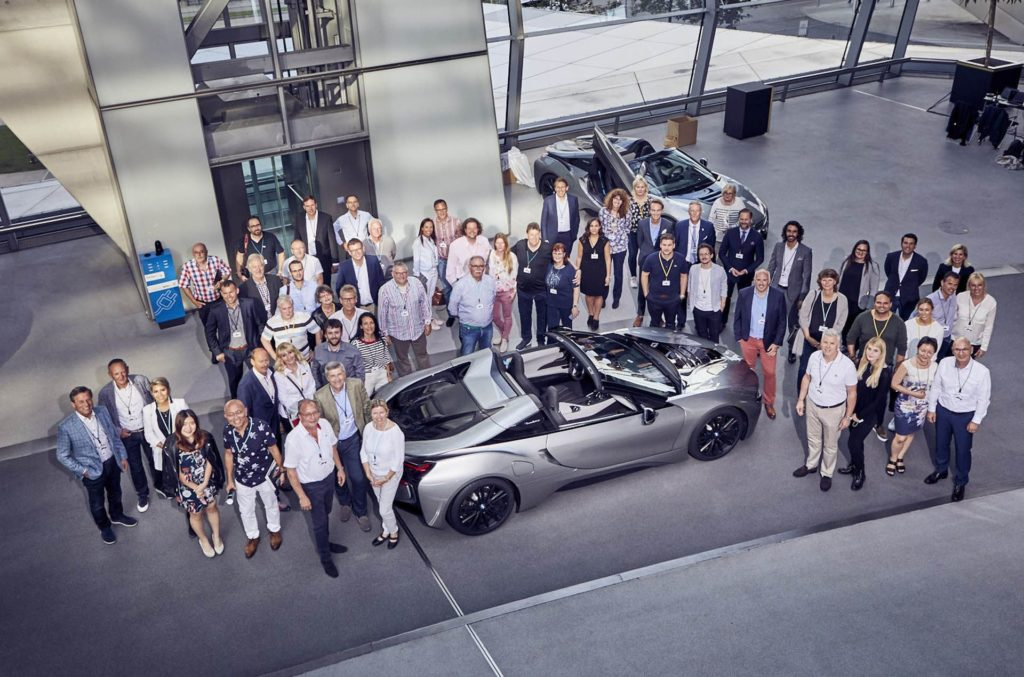 BMW i8 Roadster First Edition - Prime consegne