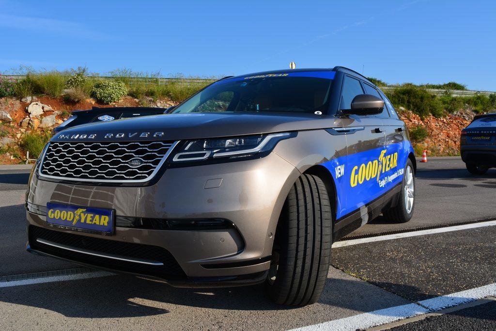 Goodyear lancia il nuovo Eagle F1 Asymmetric 3 SUV