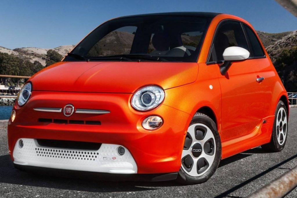 Fiat 500E: nei piani di FCA c'è la nuova generazione
