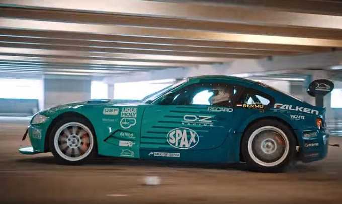 Falken drifta verso la fiera degli pneumatici The Tire Cologne [VIDEO]