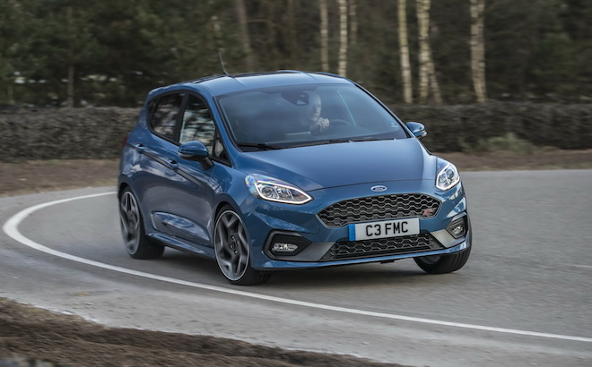 Ford Fiesta ST: la sportiva tra i tornanti di Campocatino [VIDEO]