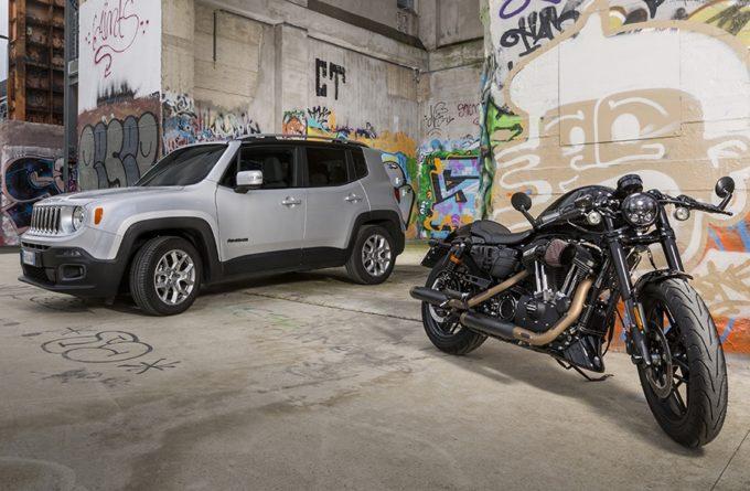 Jeep e Harley-Davidson, il sodalizio prosegue anche nel 2018