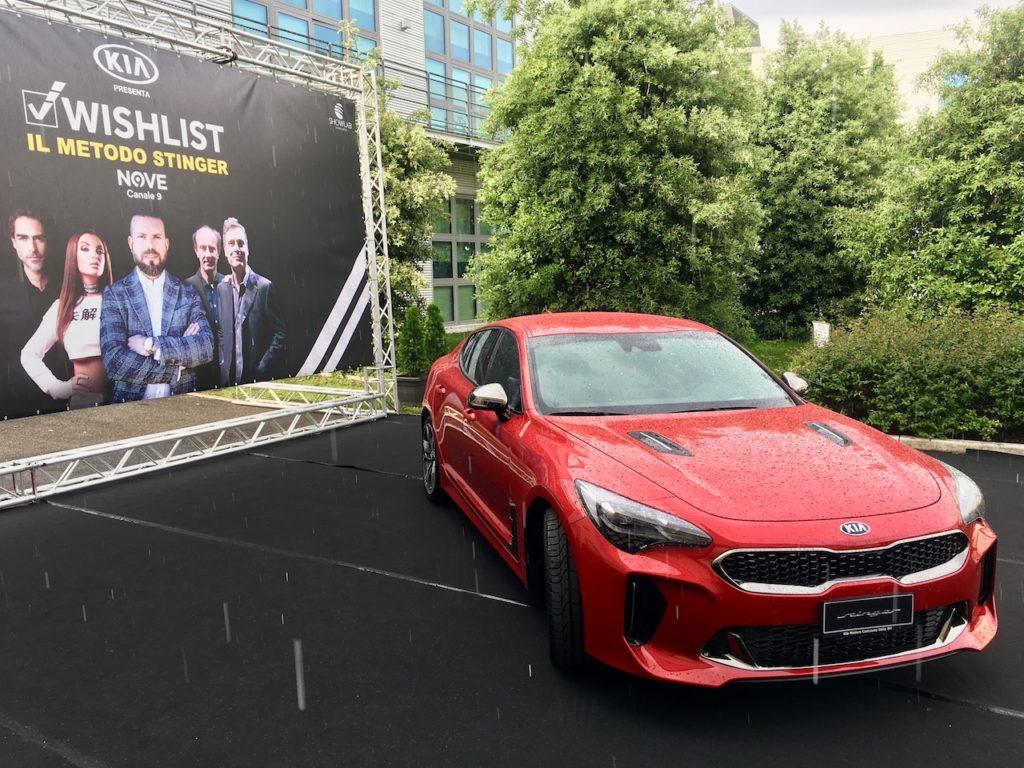KIA Wishlist – Il Metodo Stinger: la nuova GT coreana realizza i tuoi desideri