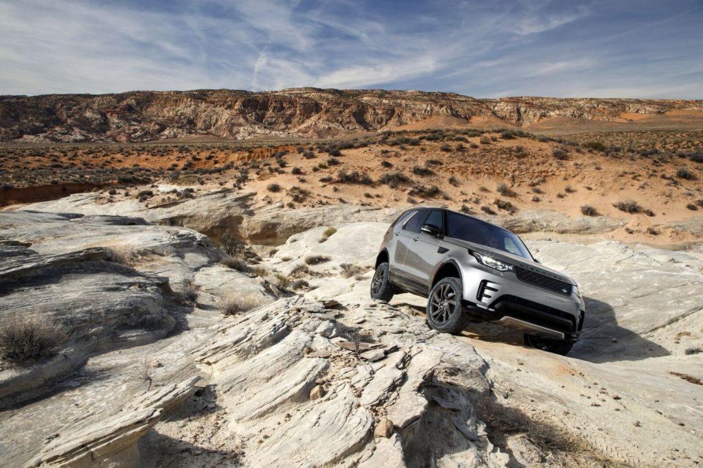 Jaguar Land Rover sta sviluppando Suv a guida autonoma in off road