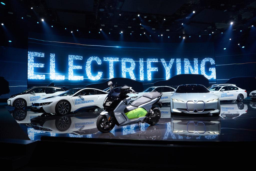 BMW e MINI: le vendite delle elettriche sono in ascesa
