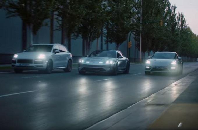 Porsche E-Performance: la tecnologia ibrida non trascura le performance [VIDEO]