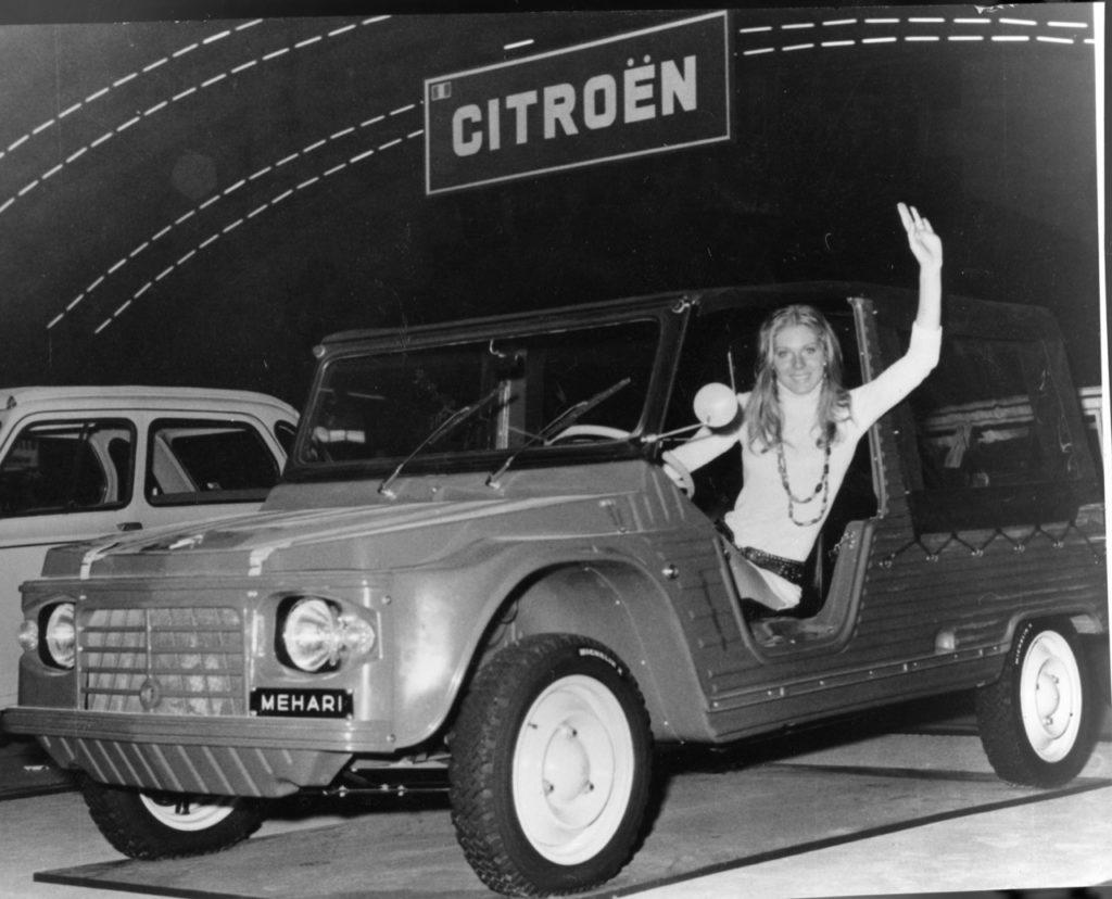 Citroen Mehari - Cinquanta anni