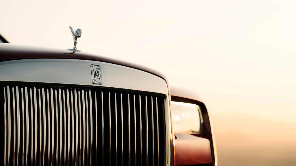 Rolls-Royce delinea un orizzonte total green: dal 2040 solo auto elettriche