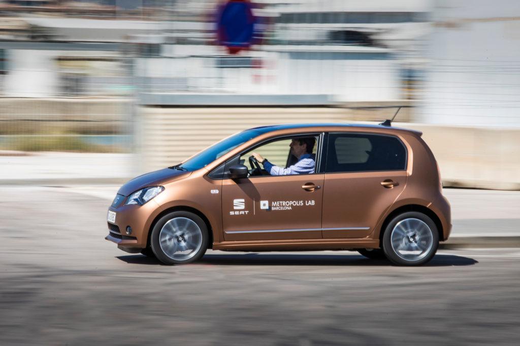 SEAT eMii: al via un progetto pilota di carsharing con auto elettriche