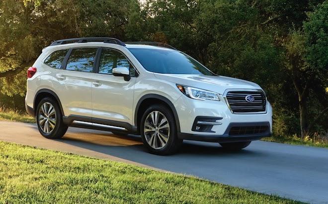 Subaru Ascent: iniziata la produzione, ma è solo per il Nord America