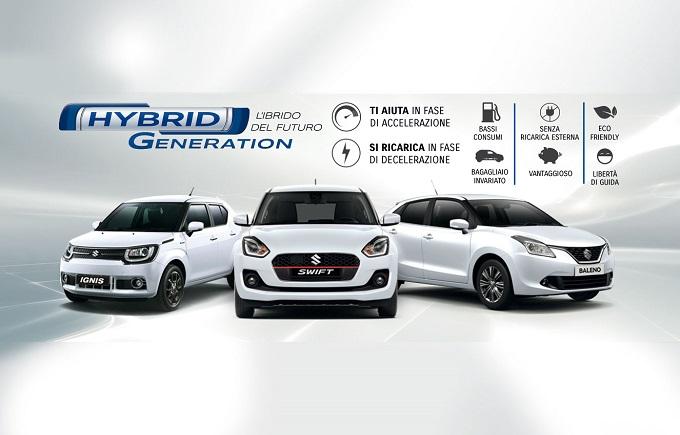 Suzuki Hybrid protagonista del porte aperte del 19 e 20 maggio [VIDEO]