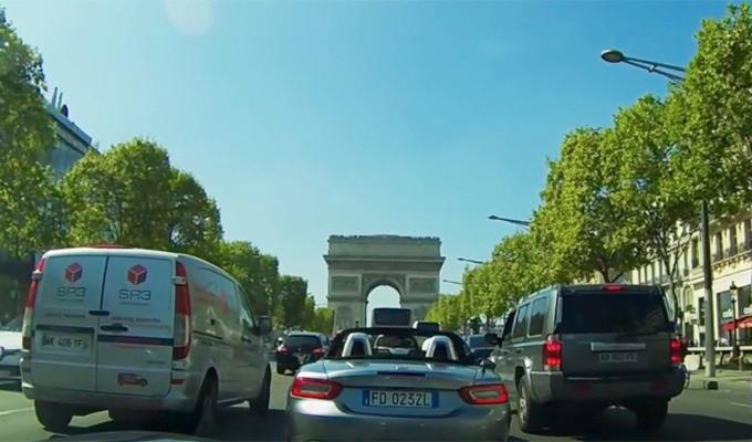 Autovelox mimetizzati su auto private: polemiche in Francia