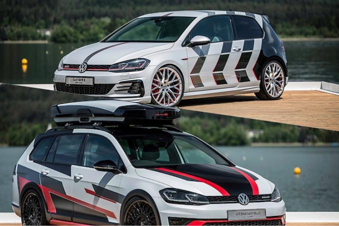 Volkswagen, al Worthersee una doppia premiere firmata GTI e TGI