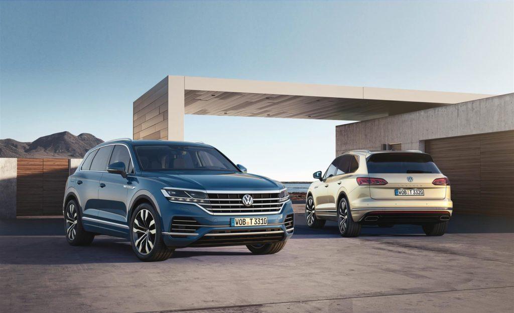 Volkswagen Touareg MY 2019: iniziata la prevendita in Italia