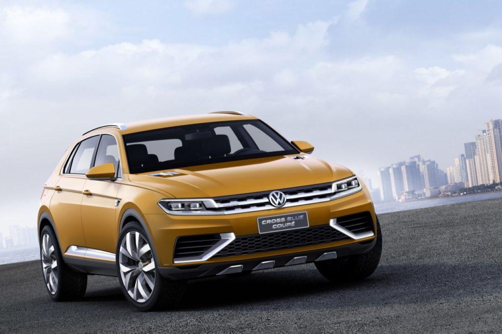 Volkswagen Tiguan Coupé: potrebbe debuttare nel 2019?
