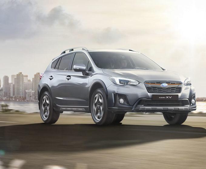 Subaru prenderà parte al Company Car Drive 2018