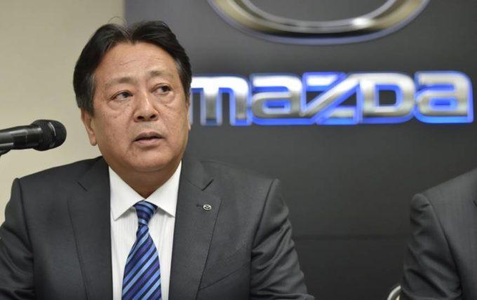Mazda: Akira Marumoto è il nuovo Amministratore Delegato
