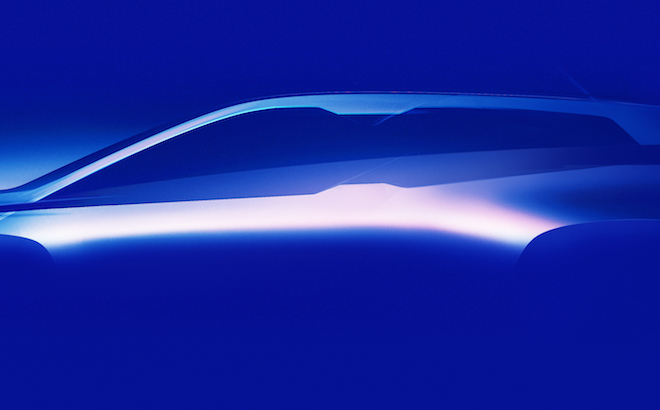 BMW iNext: la vettura sarà un crossover elettrico