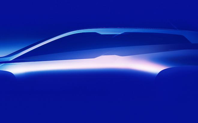 BMW iNext: debutto del prototipo nel corso del 2018 [TEASER]