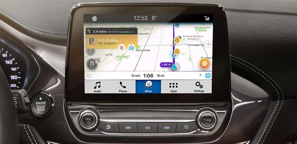 Ford: Waze debutta su SYNC 3