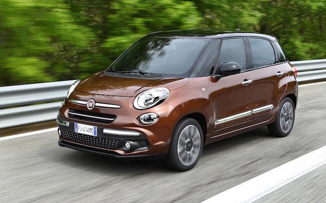 Fiat 500L: l'offerta per il noleggio a lungo termine