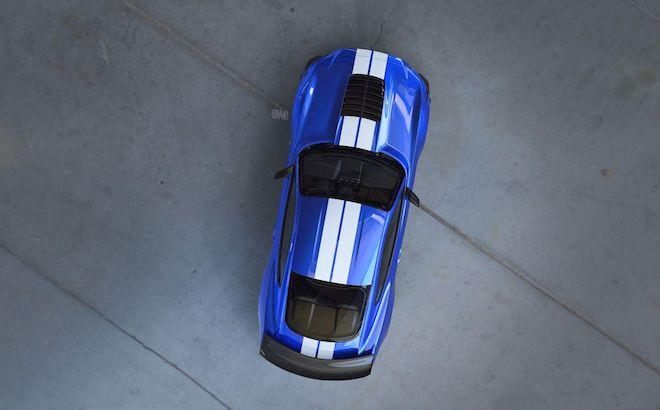 Ford Mustang Shelby GT500: la nuova generazione si avvicina [TEASER]