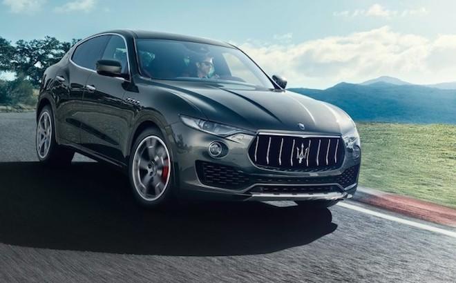 Maserati: da giugno via al noleggio anche in aeroporto