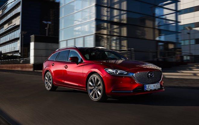 Company Car Drive 2018: la nuova Mazda6 tra le protagoniste