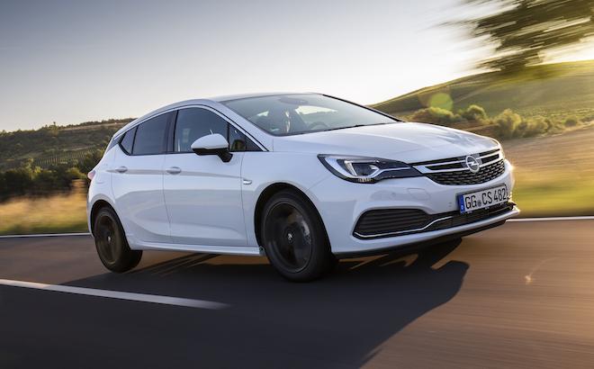 Opel Astra: il 1.6 diesel inizia l'offensiva Euro 6d-TEMP