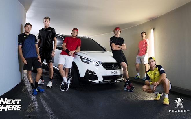 Peugeot: la partnership con il Roland Garros è giunta al 34° anno