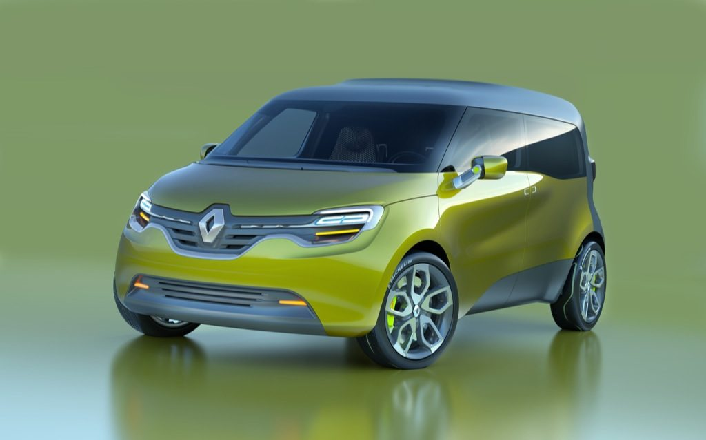 Nuova Renault Kangoo, rumors: debutto al Salone di Parigi 2018